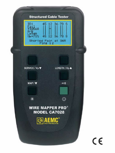 7010网线测试仪--专业进口
