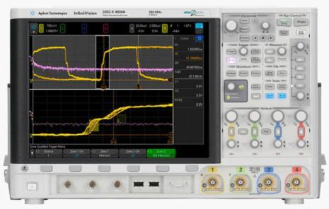 示波器使用技能速成全图解