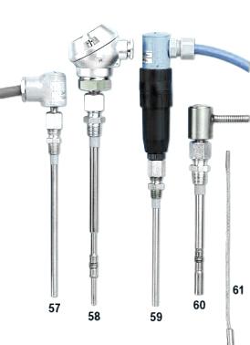 7,电机轴承温度传感器及空调采暖温度传感器