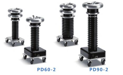PDTD60-2/PDTD90-2局部放电和介质损耗测试系统