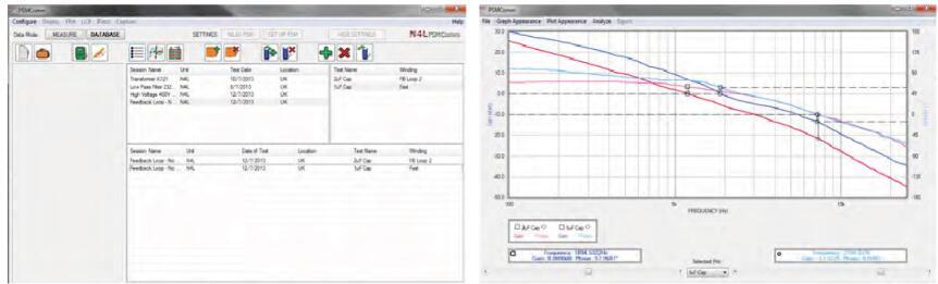 PSM3750频率响应分析仪-3