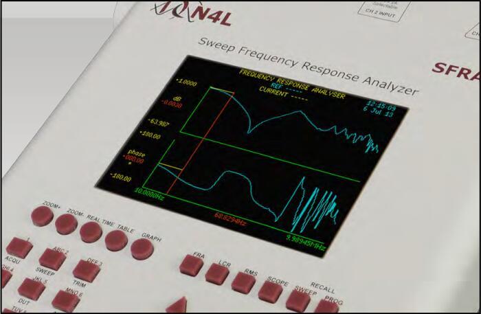 SFRA45扫频响应分析仪-6
