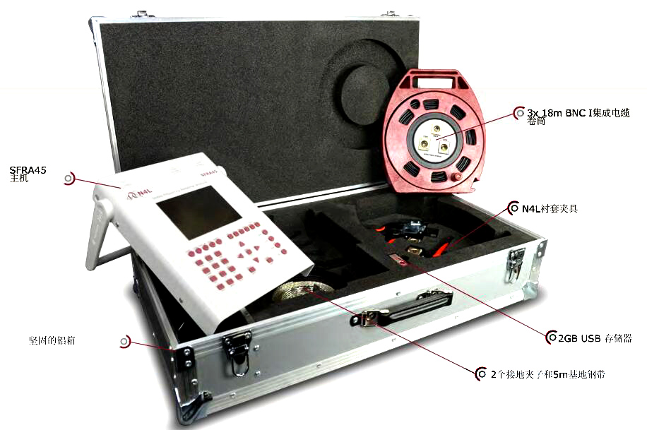 SFRA45扫频响应分析仪-1