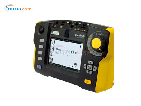 6116n多功能电气装置测试仪